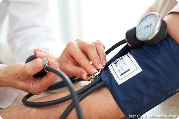 Mild Hypertension can easily be treated with lifestyle changes