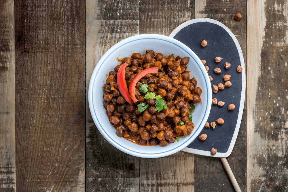 black chickpeas or kala chana for diabetes is good for diabetes