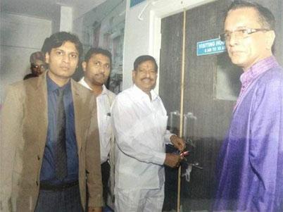 Dr Nitin Agrawal